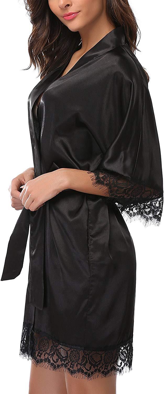2-халат-один-размер-черный