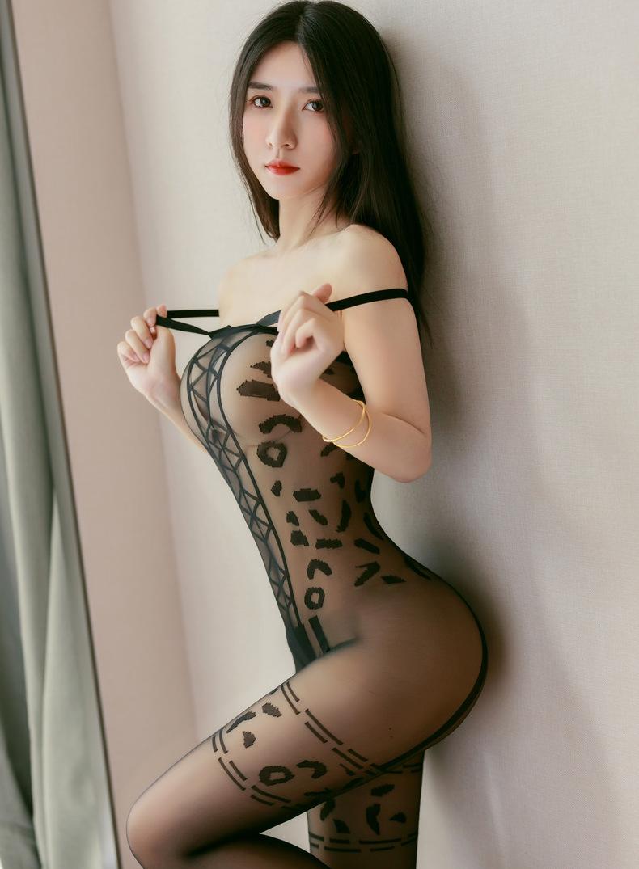 Бодистокинг китаянка леопард 4