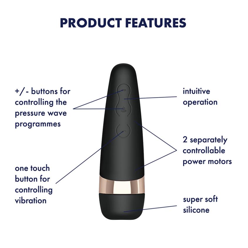 Satisfyer-pro-3-plus-airpulse-vibrator-features